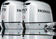 Лодочные моторы 80-150 л.с.