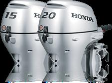 Лодочный мотор Honda BF 20.0 SHSU
