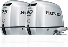 Лодочный мотор Honda BF 80.0 LRTU