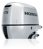 Лодочный мотор Honda BF 115.0 LU